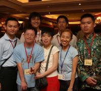 香港卓新力量的夥伴